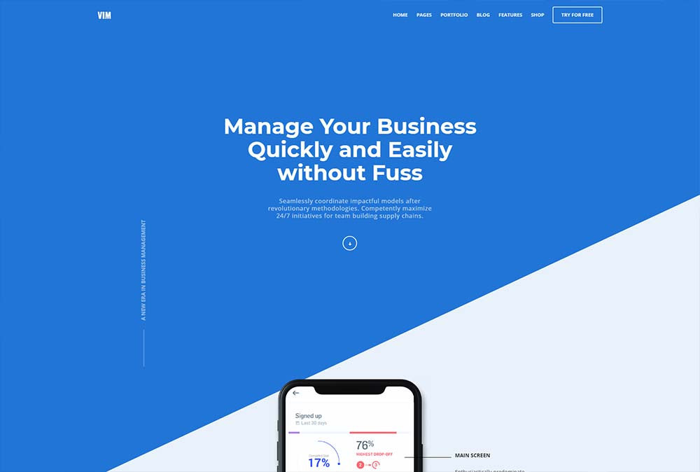 SaaS – Manage Your Business
